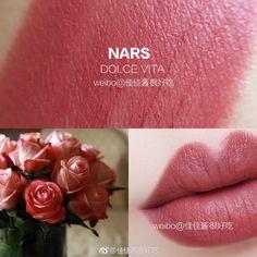 Spot ▲ South Korea NARS lipstick pen DV dolce vita dragon girl / damned 2.4g-SGshop