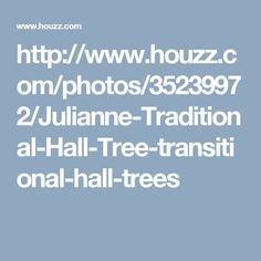 http://www.houzz.com/photos/35239972/Julianne-Traditional-Hall-Tree-transitional-hall-trees