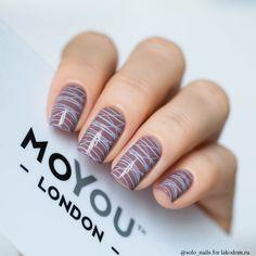 Плитка для стемпинга MoYou London Holy Shapes 08 - купить с доставкой по Москве, CПб и всей России.