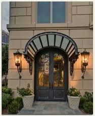 Image result for victorian glass front door canopy & traditional victorian georgian porch door canopy pediment - Google ...