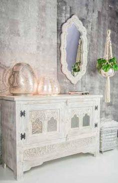 Orientalische Möbel - Wohnstil des Orients bei milanari.com