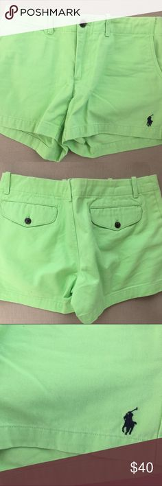 ‼️Sale Ralph Lauren shorts Worn once short by Ralph Lauren in size 2 Ralph Lauren Shorts
