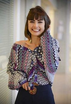 Maria Casadevall está bem cotada na Globo e pode atuar em nova novela | Notas TV - Yahoo TV. ´´Além do horizonte´´.