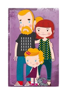 Me and Family by DAROMU, via Flickr