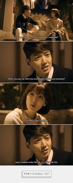 Yeah, I don't see a Yongwha resemblance. #FallingforInnocence #kdrama #korean - created via http://pinthemall.net