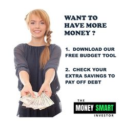 More Money for you. Saving Money (FREE) Tools to help people who are looking to increase their wealth through Simple Money Saving and Budget Strategies.