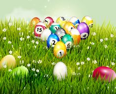 Billiard Easter - Biliardi Pasqua