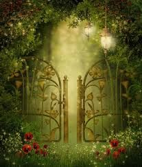 Image result for secret garden gate