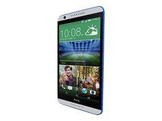 "HTC Desire 820 - Smartphone de 5.5"" (Qualcomm Snapdragon 615 MSM8939 QuadCore a 1.5 GHz, 2 GB de RAM, 16 GB, Android 4.4 KitKat) color blanco brillante"