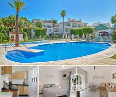 Large penthouse overlooking the pool and with 3 bedrooms and 2 bathrooms. 10 minutes walk from the beach. Luxury Property For Sale, 3 Bedroom Apartment, Apartments For Sale, Bathrooms, Beach, Outdoor Decor, People, Home, Bathroom