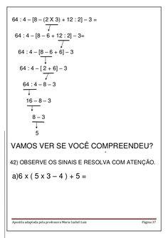 Apostila matemática em pdf
