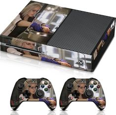 Video Games & Consoles Joker 250 Vinyl Decal Skin Sticker For Xbox360 Slim E And 2 Controller Skins Soft And Light Video Game Accessories