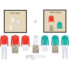 """The Busy Woman's Etcetera Advantage"" by etcetera-5n2-boutique-st-louis on Polyvore"
