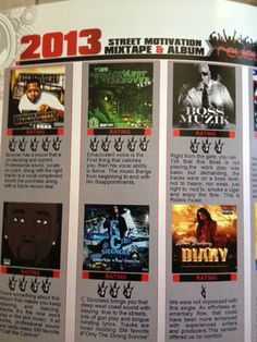 Yes! We do $25 album and mixtape reviews in our issues...www.sm-mag.com