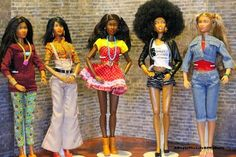 Doll designer Stacy McBride-Irby started The One World Doll Project in 2010 after leaving Mattel. Her Prettie Girls! line—which stands for Positive, Respectful, Enthusiastic, Talented, Truthful, Inspiring, Excellent—features African, African American, Native American, Southeast Asian, and Latina dolls in a range of hues. Dolls are available for purchase online at Sears, Wayfair, Walmart, Toys R Us, and Doll Genie. The doll collection is also now on Amazon, the world's largest online…