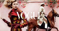 Fashion News and Trends: Designers, Models, Style Guides - Vogue