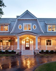 Dream Home Coastal Farmhouse | Hendel Homes