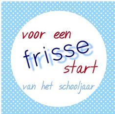 Begin schooljaar First Day School, Back 2 School, Learn Dutch, Blended Learning, English Lessons, My Teacher, Primary School, Social Skills, Psychology