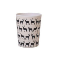 Anorak Melamine Cup Kissing Stags