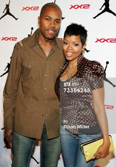 News Photo: Nice and actress Malinda Williams arrive to the…
