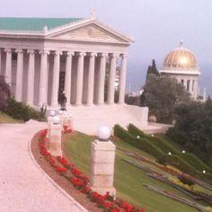 Mount Carmel, Haifa Israel