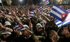 En medio de duelo por Fidel cubanos ratifican rumbo de Revolución - http://bambinoides.com/en-medio-de-duelo-por-fidel-cubanos-ratifican-rumbo-de-revolucion/