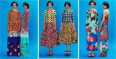 Marc Jacobs | Circus Inspired Collection | Resort wear Spring Summer '13 | http://www.marcjacobs.com/