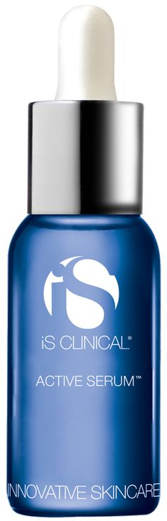 iS Clinical Active Serum  Reduces signs of photo-aging, acne,rough skin, and congested pores. Provides long-term and rapid results Contains: Lactic, salycilic, glycolic,kojic acids