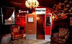 The Mighty Booth - Bespoke unique photo booth hire for that extra special event, opening, wedding, both indoor and out. - Foto-Booth, Photo ...
