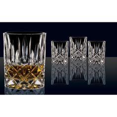 Prachtig voor whiskey, een old fashioned en andere cocktails. De Nachtmann tumbler glazen zijn gemaakt van kristalglas, dat dankzij de hardheid kraakhelder en zeer krasbestendig is. Hierdoor blijven de glazen jarenlang mooi!