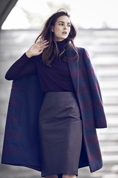 The Brushed Plaid Coat. Meet the coat that sets the tone for a season of gorgeous dressing. Shop now at AnnTaylor.com.