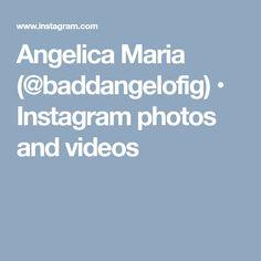 Angelica Maria (@baddangelofig) • Instagram photos and videos