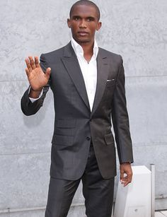Samuel Eto'o Style