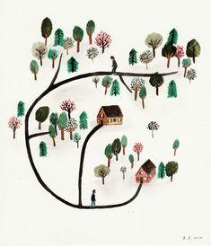 Angela Dalinger - Little homes