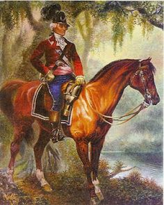 The Swamp Fox, Francis Marion / My GGF Captain Jesse Oates served in the American Revolution under the 'Swamp Fox'.
