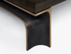 Ingot Cocktail Table | Holly Hunt