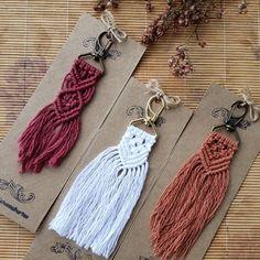 Rope Decor, Driftwood Crafts, Keychains, Hand Embroidery, Tassels, Favors, Diy, Handmade, Wedding
