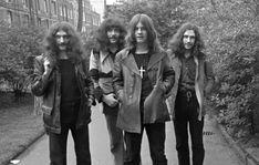 #BlackSabbath Tony Iommi, Ozzy Osbourne Black Sabbath, 1970s Bands, Geezer Butler, James Dio, Nina Hagen, Solo Photo, Patti Smith, Band Photos