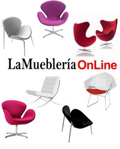 1000 images about silloncitos modernos en for Sillones individuales para living