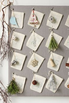 use tack board to hang jewelry cards?