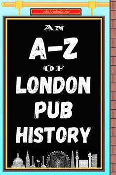 A virtual pub crawl around 26 of London's most historic pubs! Mini Cooper Classic, London History, London Pubs, Pub Crawl, Trivia, Names, Guy Stuff, City, Fun