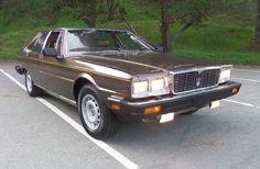 Big Italian Survivor: 1980 Maserati Quattroporte - http://barnfinds.com/67778-2/