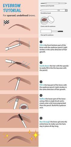 Eyebrow Pencil With Brush - Essential MakeUp Tools https://www.youtube.com/channel/UC76YOQIJa6Gej0_FuhRQxJg