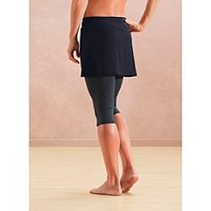 PowerMesh CYA skirt on www.athleta.gap.com  It might be a little short though, but good for after working out maybe?