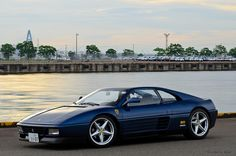 Ferrari 348 TB. CLICK the PICTURE or check out my BLOG for morehttp://www.windblox.com/ #windscreen #ferrari #testorossa