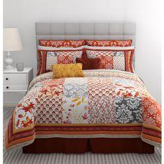 Morocco Bedding Comforter Set: Bedding : Walmart.com