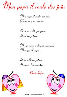 1000 images about f te des mamans on pinterest coeur d 39 alene bricolage and mothers day cards - Poesie fete des peres ...