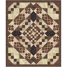 Wilmington Prints Granite Stepping Stones Quilt Pattern   Patterns & Books