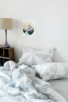 Assembly Home Radial Geo Pillowcase - Set Of 2