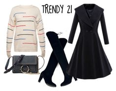 """""""Winter Look"""" by trendy21com on Polyvore"""